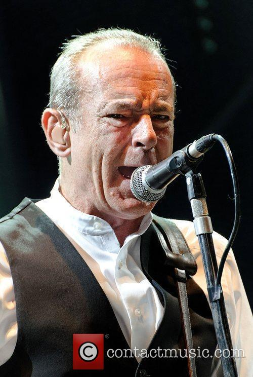 Francis Rossi,  of Status Quo at the...