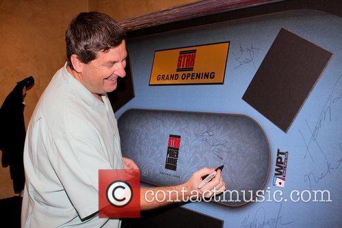 Steve Bonner,  at the Seminole Casino Coconut...