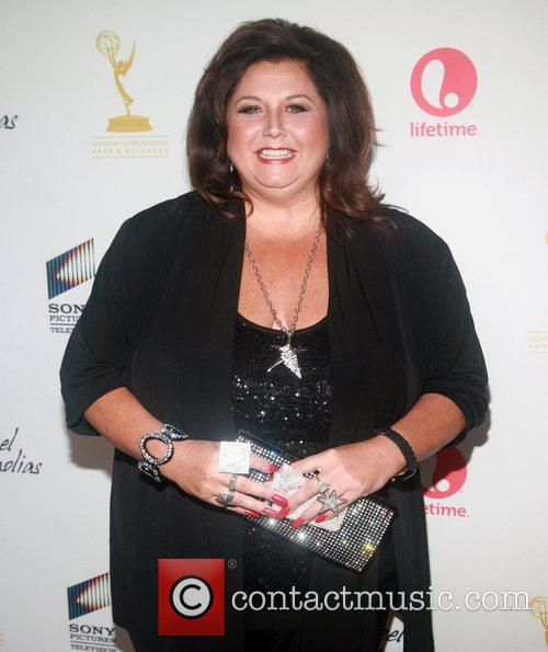 Abby Lee Miller  attends the world premiere...