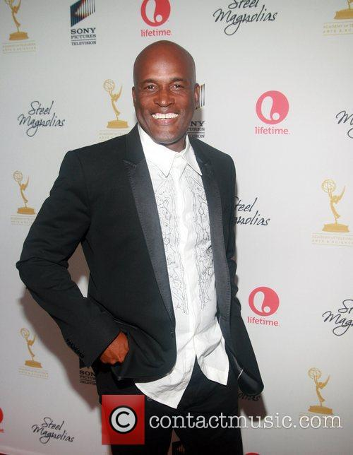 Kenny Leon attends the world premiere of the...