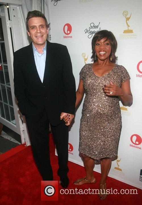 Roderick Spencer and Alfre Woodard 2