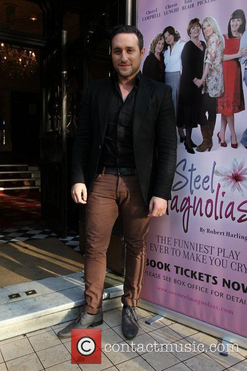 Antony Costa The National Tour of Steel Magnolias...
