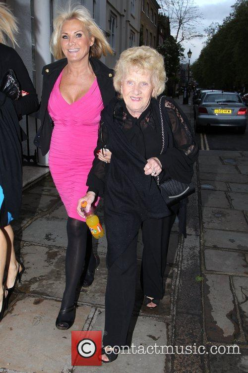 Carol Wright, Nanny Pat The National Tour of...