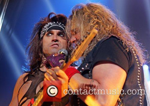 Steel Panther and Manchester O2 Apollo 8