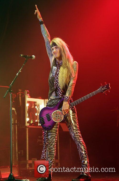 Steel Panther and Manchester O2 Apollo 6