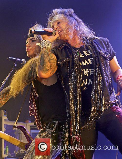 Steel Panther and Manchester O2 Apollo 2
