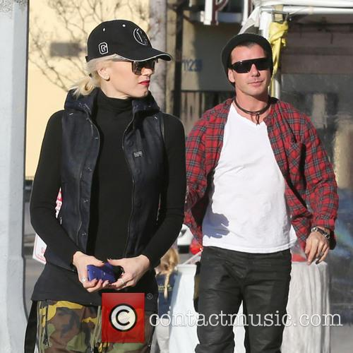 Gwen Stefani and Stout 5