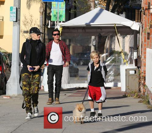 Gwen Stefani and Stout 8