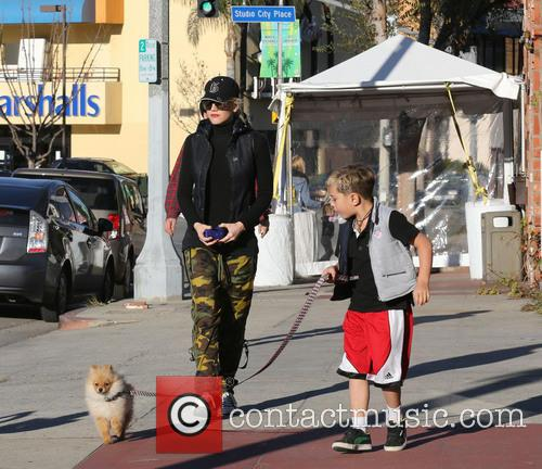 Gwen Stefani and Stout 4