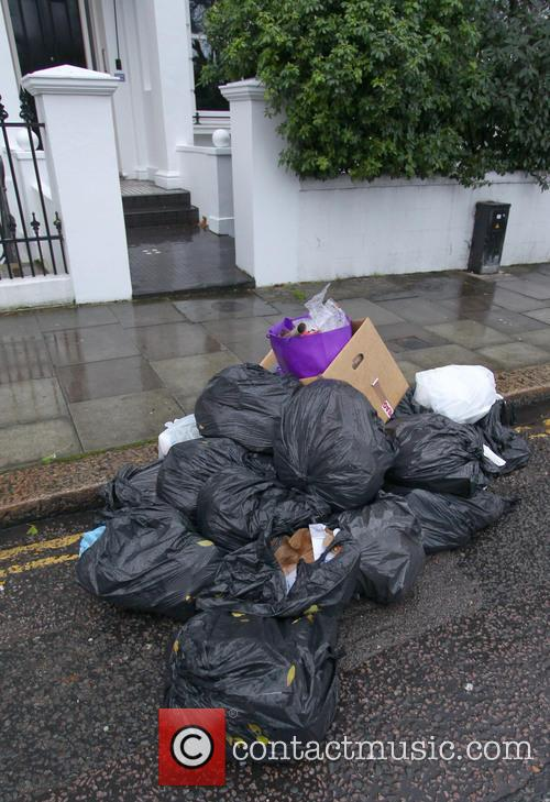 Gwen Stefani, Gavin Rossdale's and London 2
