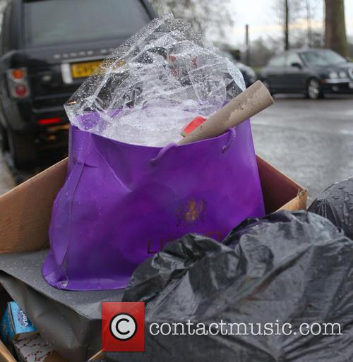 Gwen Stefani, Gavin Rossdale's and London 5
