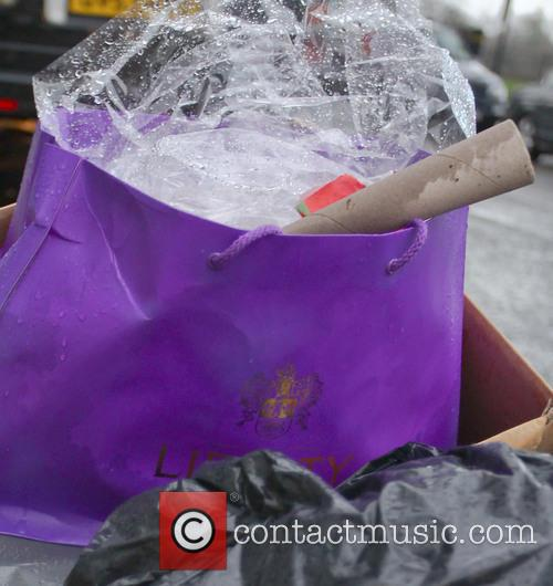 Gwen Stefani, Gavin Rossdale's and London 4