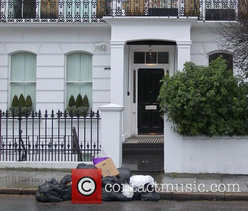 Gwen Stefani, Gavin Rossdale's and London 1