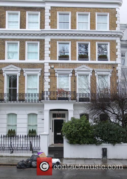 Gwen Stefani, Gavin Rossdale's and London 6