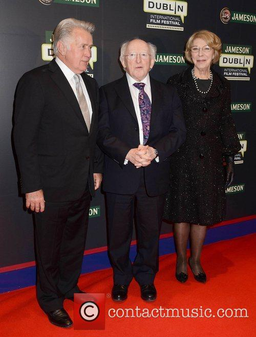Martin Sheen and Dublin International Film Festival 11