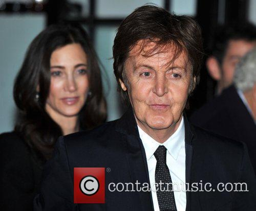 Sir Paul Mccartney and Nancy Shevell 8