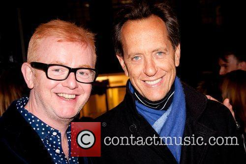 Chris Evans and Richard E. Grant 3