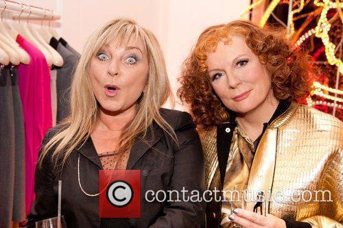 Jennifer Saunders and Helen Lederer 1
