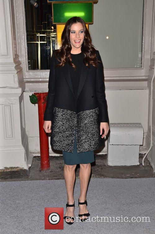liv tyler celebrities attend a private dinner 3676111