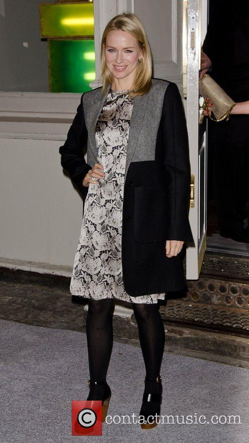 Naomi Watts  Celebrities attend a private dinner...