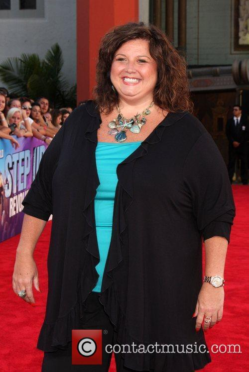 Abby Lee Miller  The premiere of 'Step...