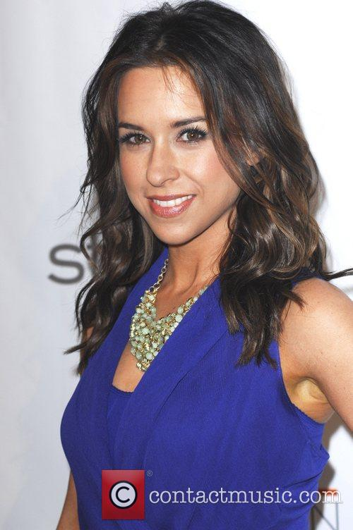 Lacey Chabert and Beverly Hilton Hotel 5