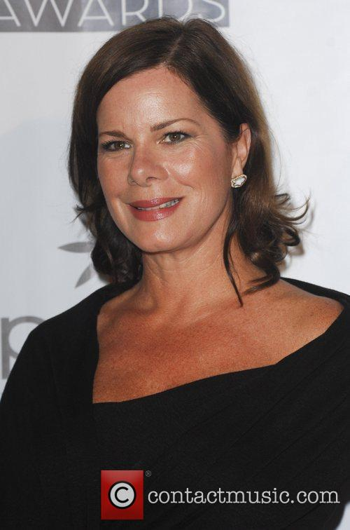 Marcia Gay Harden and Beverly Hilton Hotel 2