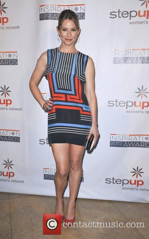 Marley Shelton and Beverly Hilton Hotel 2