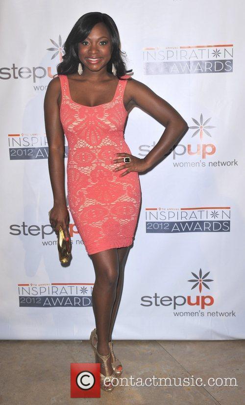 Naturi Naughton  Step Up Women's Network 9th...