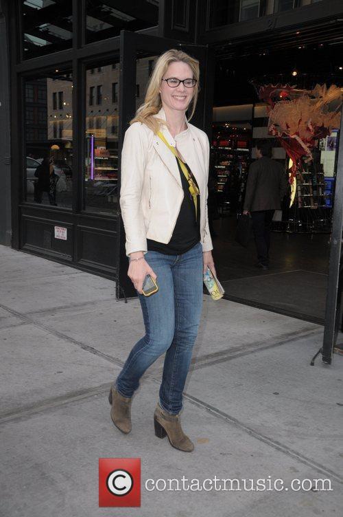 Stephanie March 6