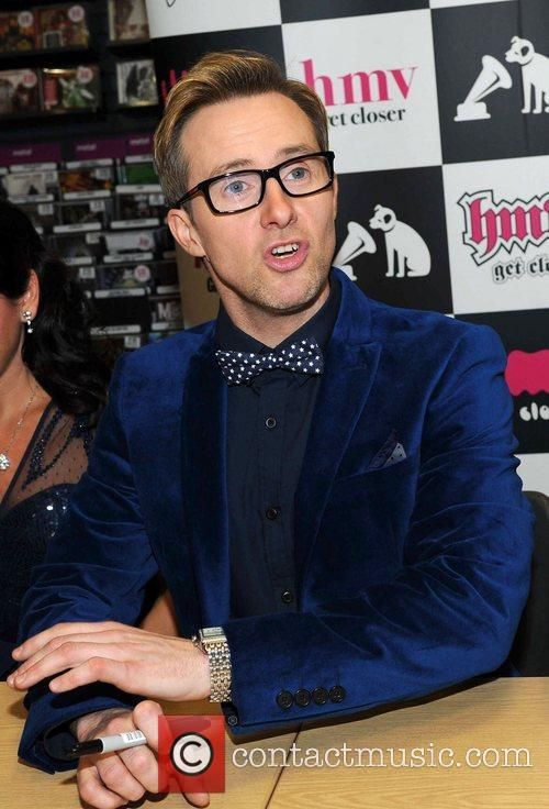 Steps sign copies of their new album 'Light...