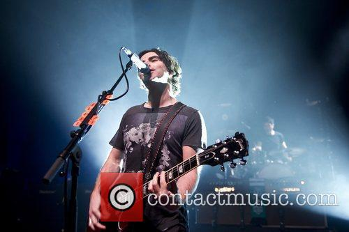 Stereophonics performing live at Shepherds Bush Empire