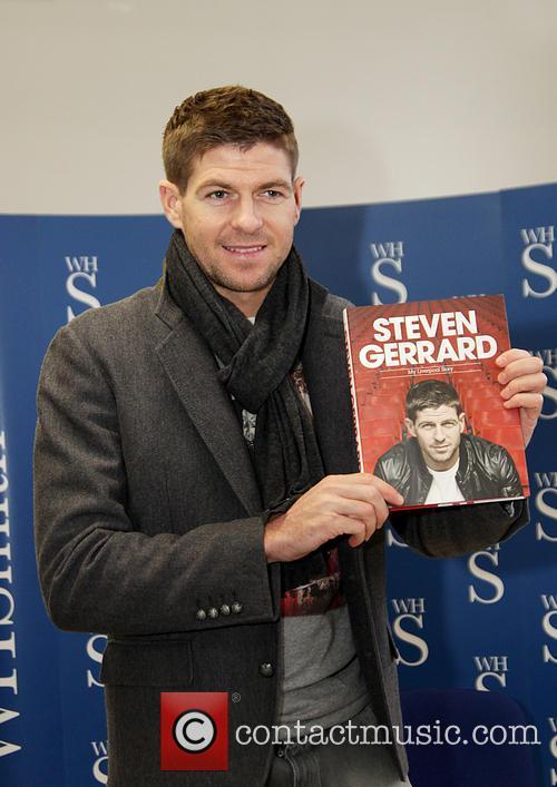 Steven Gerrard 8
