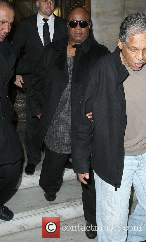 Stevie Wonder and Aura Nightclub 3