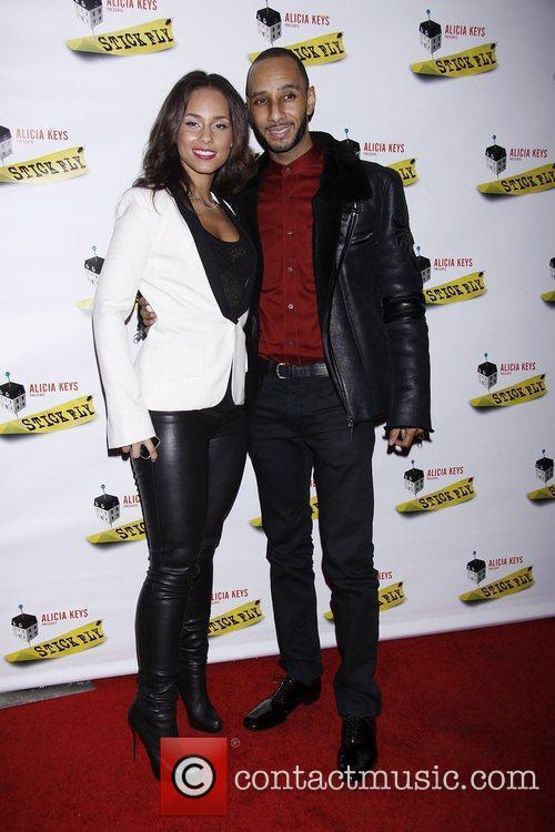 Alicia Keys and Swizz Beatz 11