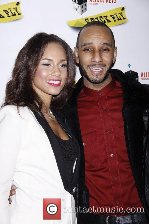 Alicia Keys and Swizz Beatz 9