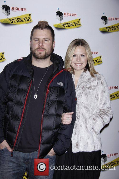 James Roday and Maggie Lawson 1