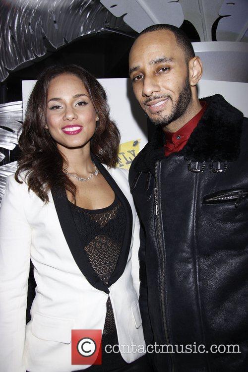Alicia Keys and Swizz Beatz 4