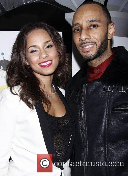 Alicia Keys and Swizz Beatz 2