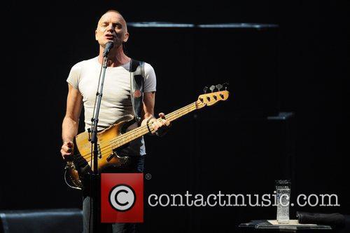 Sting and Hammersmith Apollo 3