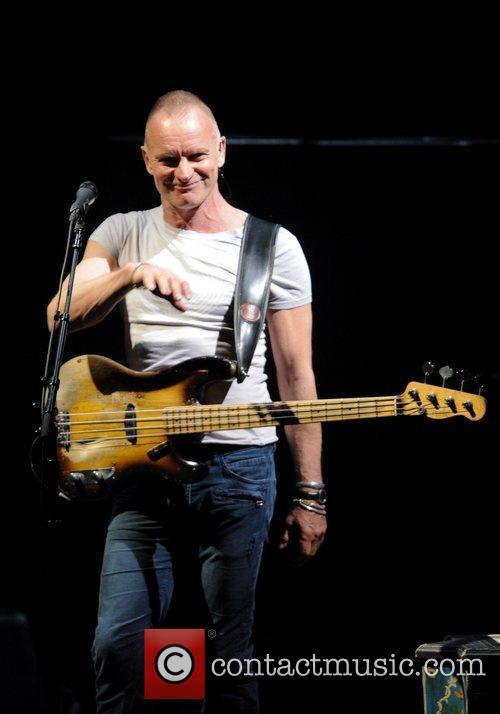 Sting and Hammersmith Apollo 7