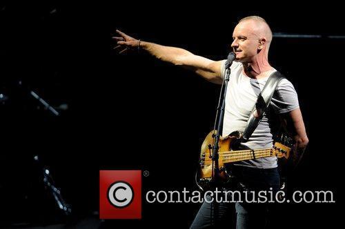 Sting and Hammersmith Apollo 8