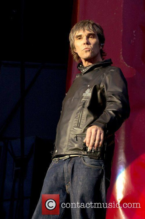 The Stone Roses perform live at Heaton Park...