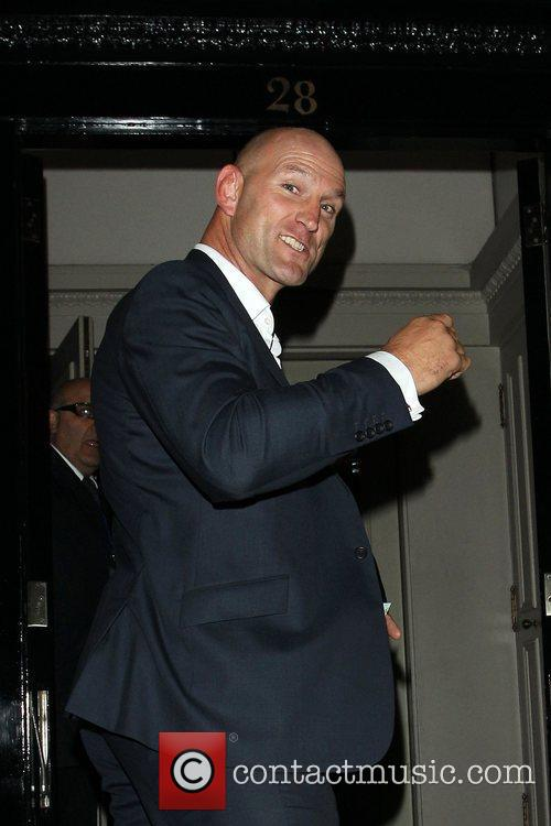 Lawrence Dallaglio at the Storm Model Agency 25th...