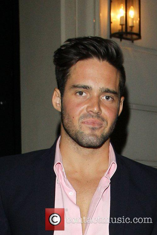 Picture - Spencer Matthews and Storm Model Agency , Sunday ...