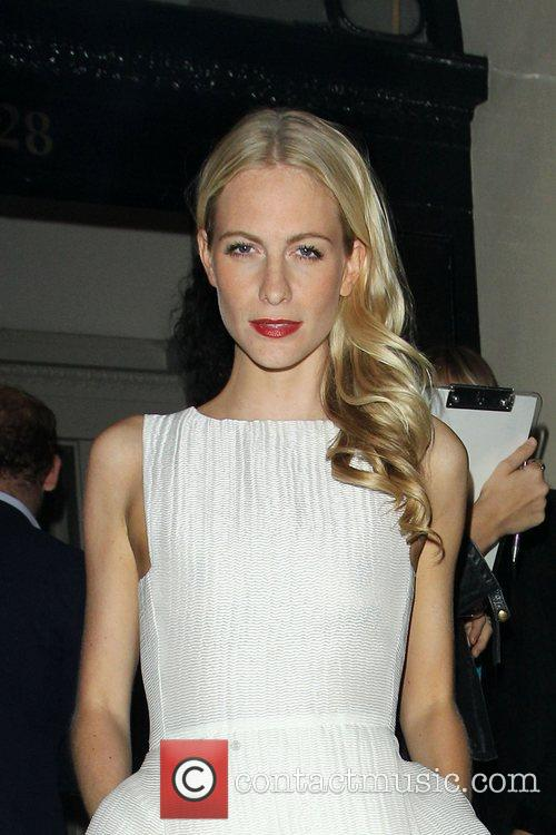 Poppy Delevingne at the Storm Model Agency 25th...