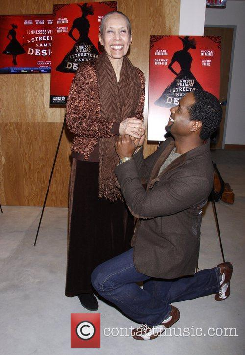 Carmen De Lavallade and Blair Underwood 4