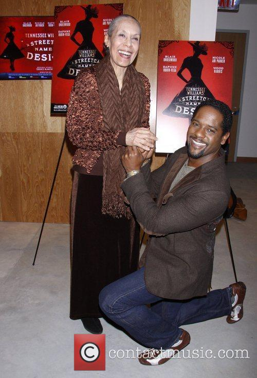 Carmen De Lavallade and Blair Underwood 5