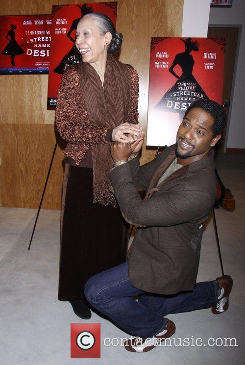 Carmen De Lavallade and Blair Underwood 1