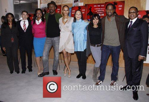 Wood Harris, Blair Underwood, Daphne Rubin-vega, Mann and Nicole Ari Parker 3